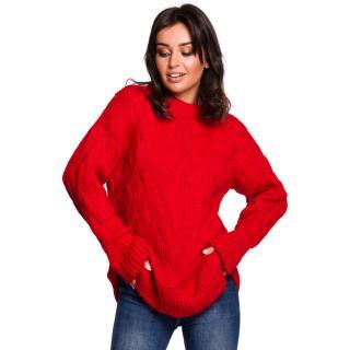 BeWear Womans Pullover BK038 dámské Red S