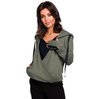 BeWear Womans Sweatshirt B127 dámské Green L