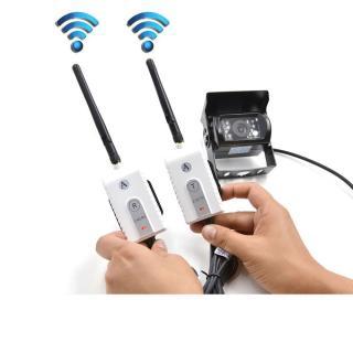 Bezdrátová autokamera s Wi-Fi přijímačem