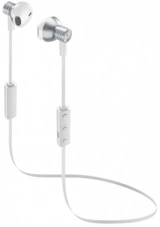 Bezdrátová In-Ear sluchátka Cellularline Wild, AQL® certifikace, bílá