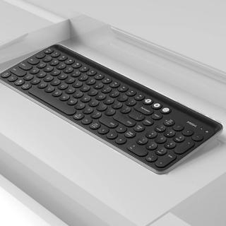 Bezdrátová klávesnice K424 Barva: černá