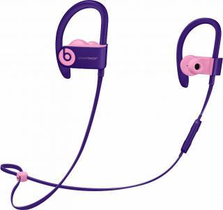 Bezdrátová sluchátka Beats Powerbeats 3 Wireless, fialová