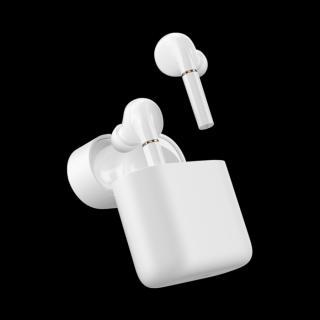 Bezdrátová sluchátka Haylou T19 bílá
