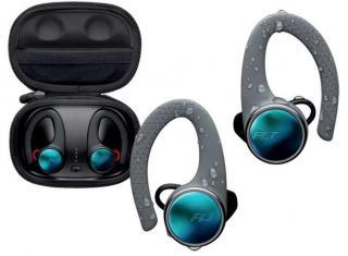 Bezdrátová sluchátka Plantronics Backbeat Fit 3100 šedá