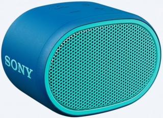 Bezdrátový bluetooth reproduktor Sony SRS-XB01 modrá