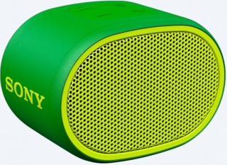 Bezdrátový bluetooth reproduktor Sony SRS-XB01 zelená