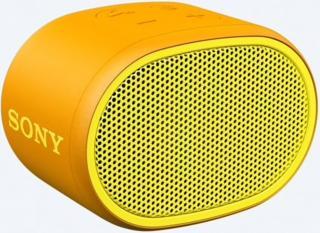 Bezdrátový bluetooth reproduktor Sony SRS-XB01 žlutá