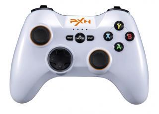 Bezdrátový herní ovladač PXN Barva: bílá