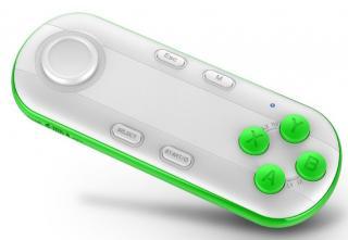 Bezdrátový herní ovladač v zajímavém provedení - 2 barvy Barva: bílá