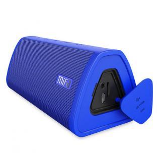 Bezdrátový přenosný reproduktor - 5 barev Barva: modrá