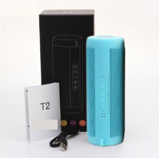 Bezdrátový voděodolný bluetooth reproduktor - 4 barvy Barva: modrá