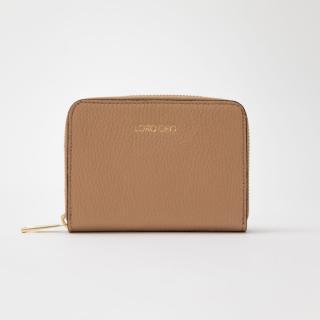 Béžová peněženka Loro Oro Sabbia dámské One size
