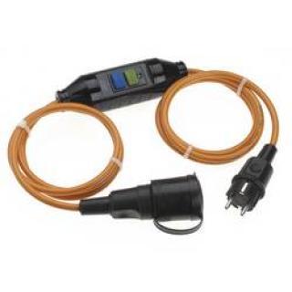 Bezpečnostní prodlužka Bachmann Electric, 341880, 10 mA, oranžová/černá
