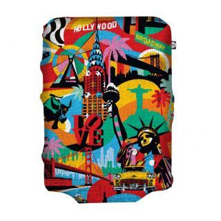 BG Berlin Hug Cover Lobo L America více barev