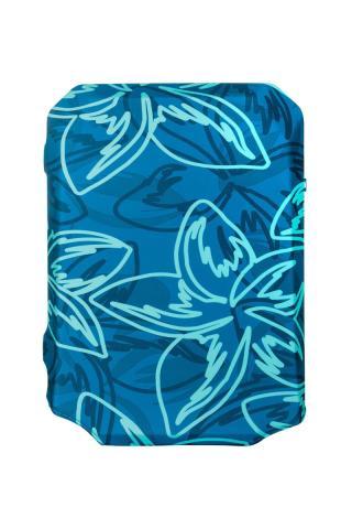 BG Berlin Hug Cover S Botanical modrá