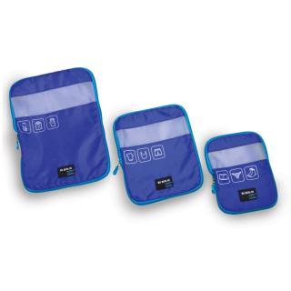 BG Berlin Luggage Organisers Blue modrá