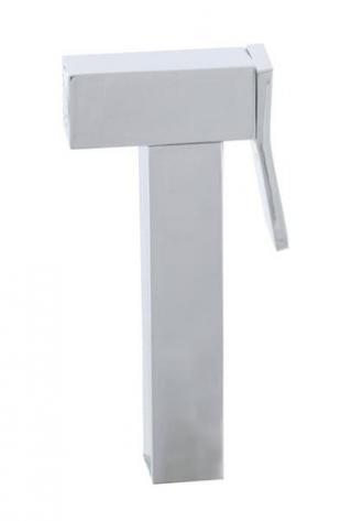 Bidetová sprška RAV SLEZÁK se stop ventilem chrom KS0007 chrom chrom