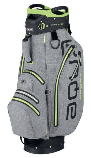 Big Max Aqua Sport 2 Silver/Lime Cart Bag