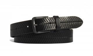 Big Star Mans Belt 174212 -900 pánské Black XL/100 cm