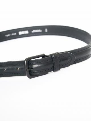 Big Star Mans Belt 174236 -906 pánské Black L/95 cm