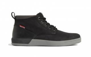 Big Star Mans Casual Shoes 206695 -900 pánské Black 44