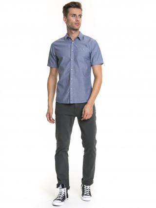 Big Star Mans Shirt 141641 -418 pánské Blue L