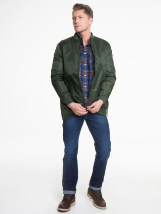 Big Star Mans Slim Trousers 110263 -401 pánské Medium Jeans W38 L32