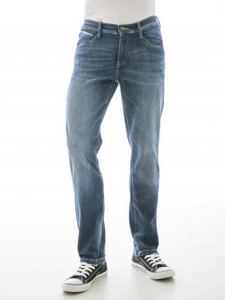 Big Star Mans Slim Trousers 110279 -530 pánské Dark Jeans W30 L34