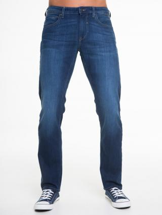 Big Star Mans Slim Trousers 110282 -474 pánské Medium Jeans W42 L32