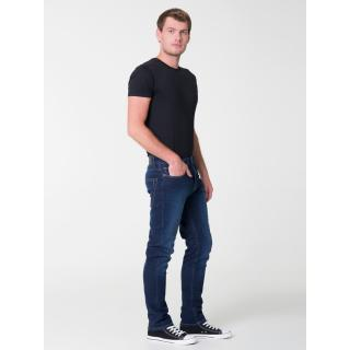 Big Star Mans Slim Trousers 110780 -774 pánské Dark Jeans W36 L36