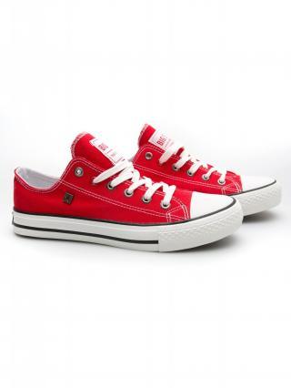 Big Star Mans Sneakers 203133 -603 pánské Red 47