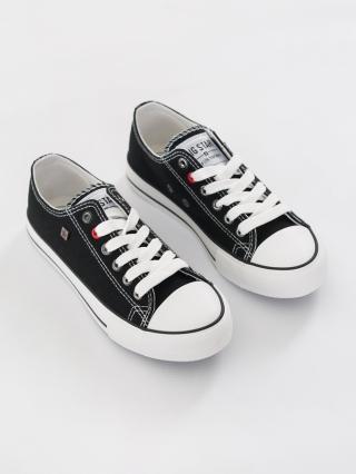 Big Star Mans Sneakers 203136 -906 pánské Black 47