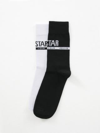 Big Star Mans Socks 273542 Multicolour-0 pánské wzorzysty 39-42