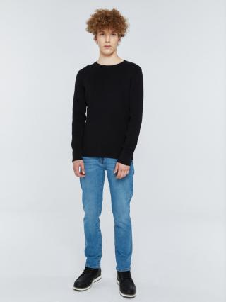 Big Star Mans Sweater 161980 -906 pánské Black L