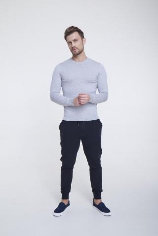 Big Star Mans Sweater 162001 -901 pánské Black XL