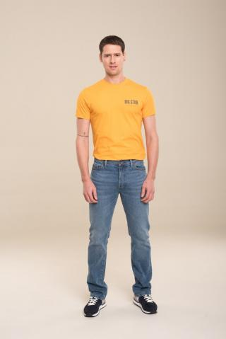 Big Star Mans Trousers 110113 -321 pánské Medium Jeans W33/L30