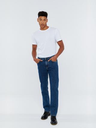 Big Star Mans Trousers 110113 -497 pánské Medium Jeans W31 L30
