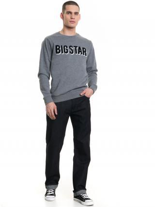 Big Star Mans Trousers 110113 -515 pánské Dark Jeans W33/L30