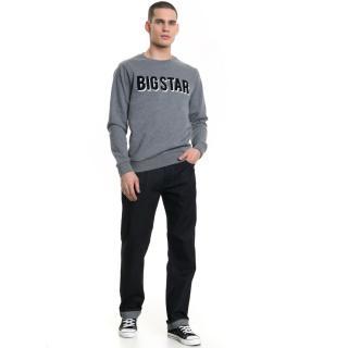 Big Star Mans Trousers 110113 -515 pánské Dark Jeans W40 L30
