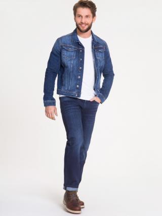 Big Star Mans Trousers 110113 -793 pánské Dark Jeans W44 L32