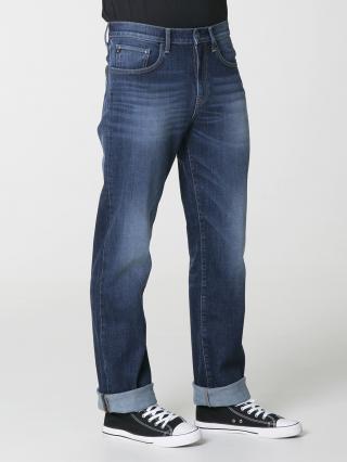 Big Star Mans Trousers 110135 -529 pánské Dark Jeans W40 L30