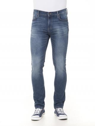 Big Star Mans Trousers 110280 -495 pánské Medium Jeans W38 L32