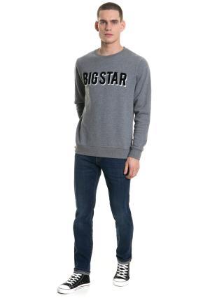 Big Star Mans Trousers 110285 -760 pánské Dark Jeans W38 L30