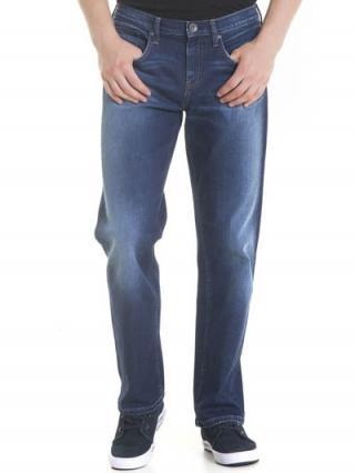 Big Star Mans Trousers 110758 -444 pánské Medium Jeans W40 L32