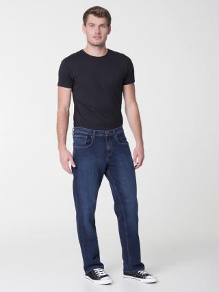 Big Star Mans Trousers 110758 -774 pánské Dark Jeans W40 L34
