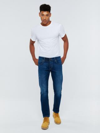 Big Star Mans Trousers 110761 -315 pánské Medium Jeans W30 L30