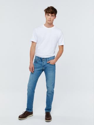 Big Star Mans Trousers 110761 -336 pánské Medium Jeans W31 L30