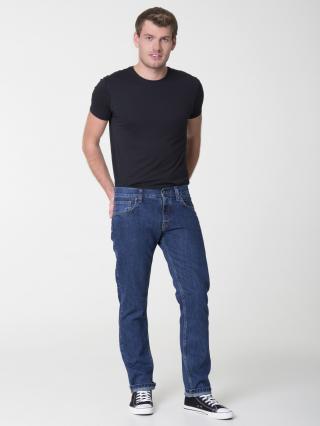 Big Star Mans Trousers 110761 -497 pánské Medium Jeans W33 L34