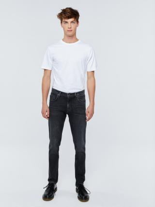 Big Star Mans Trousers 110841 -902 pánské Black W34 L34