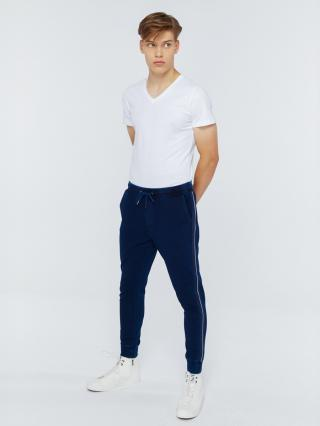 Big Star Mans Trousers 110866 Light -404 pánské Blue XL